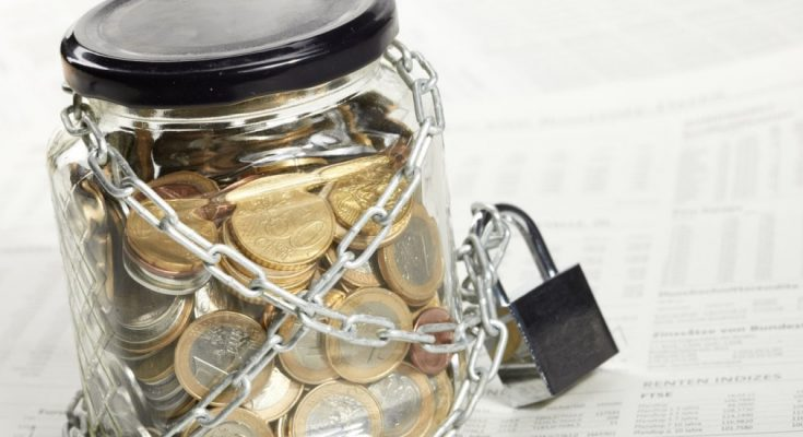 Блокировка расчетного счета в банке
