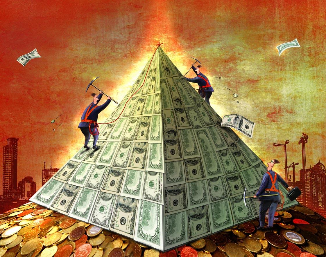 Как отличить пирамиду от инвестиционной компании
