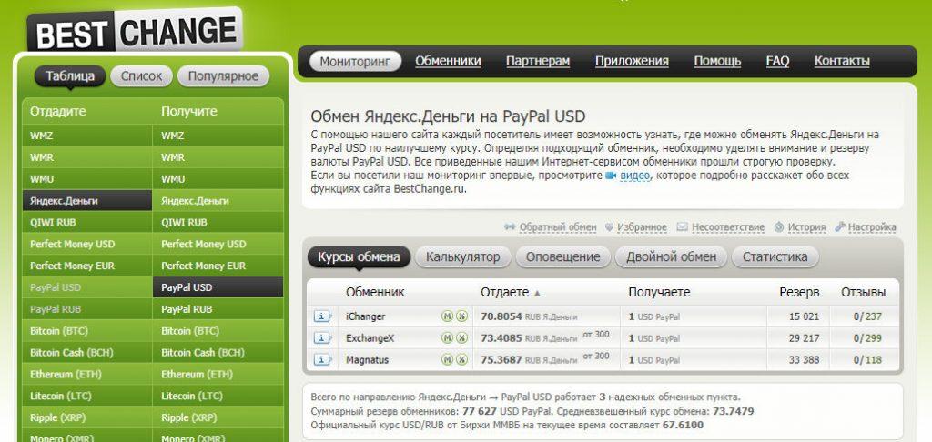 Купить доллары онлайн