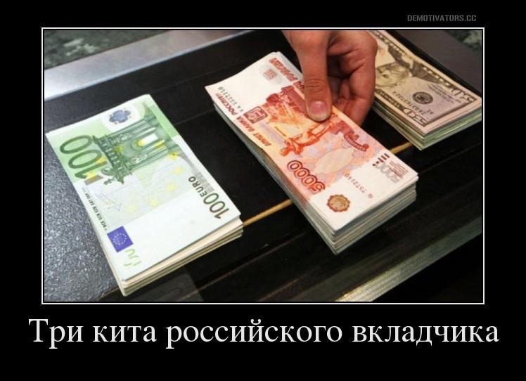 Копилка в рублях и долларах