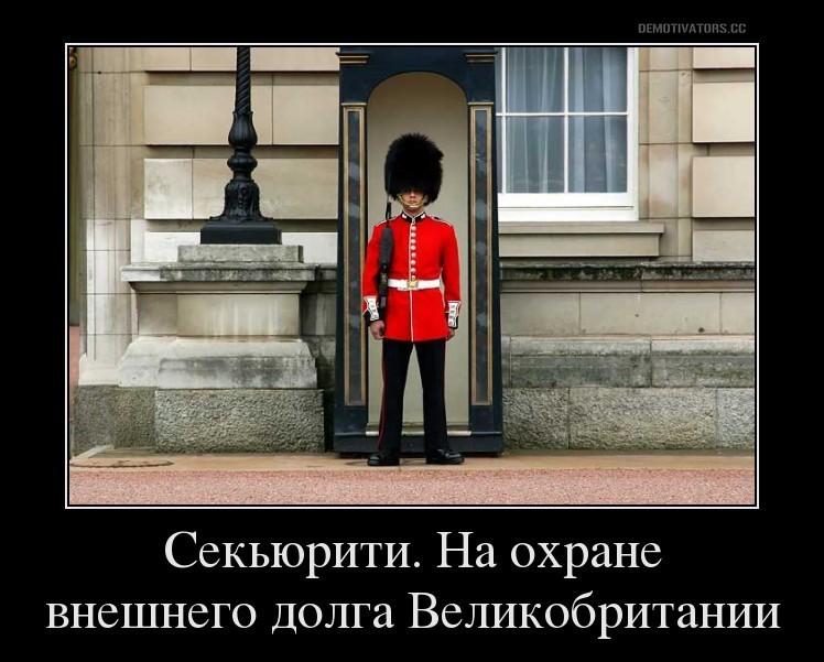 Облигации Великобритании